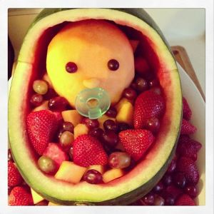 Baby Fruit Salad