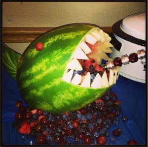 Fruit Shark