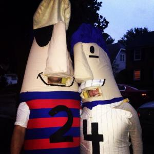 Racing Sausages