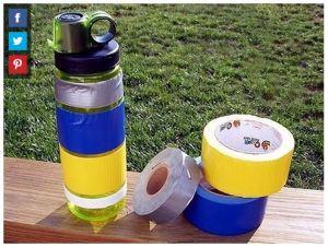 Duct Tape Water Bottle